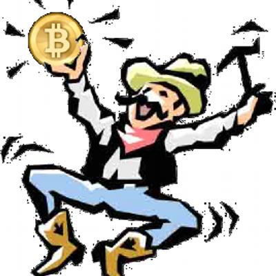 Bitcoin Miner Logo Bitcoin Miner