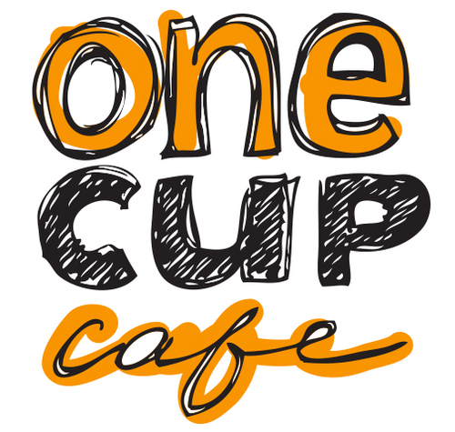 One cup logo