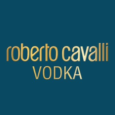 RobertoCavalli Vodka