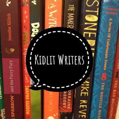 #KidlitWriters supporting each other. Monthly chat  - guests are kidlit creatives randomly picked amongst our followers! Tweets by @AmusedNonQueen #KidlitCheers
