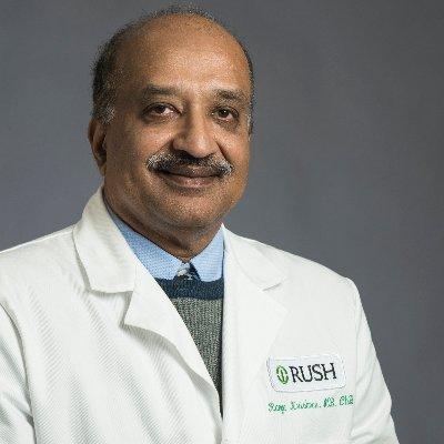 Ranga Krishnan, MB, ChB