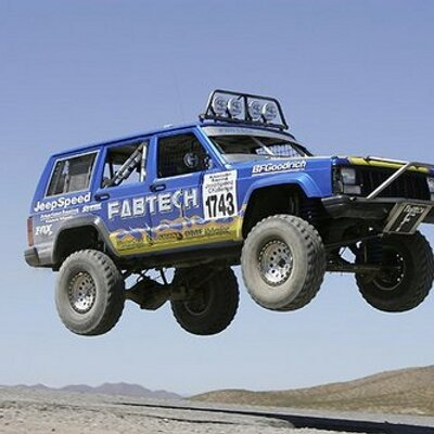 Awesome Jeepspeed Racing