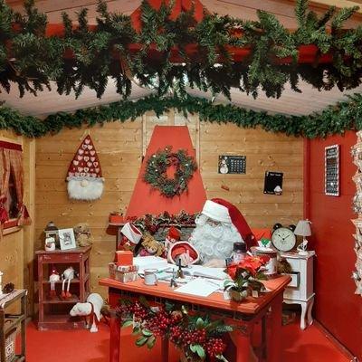 La Casa Di Babbo Natale A Verona.La Casa Di Babbo Natale A Verona Babbona46347163 Twitter