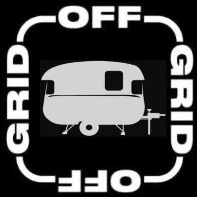 Green Man Off Grid Caravan 🐝🕯