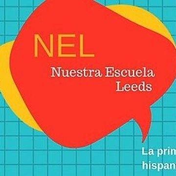 NEL Nuestra Escuela Leeds (@NELNestraEscue1) Twitter profile photo
