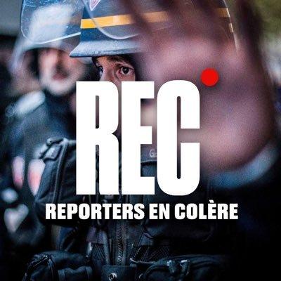 Reporters En Colère 🔴