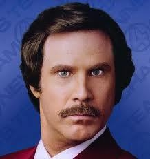 Ron Burgundy Social Profile