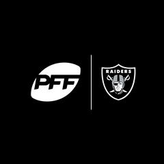PFF Las Vegas Raiders