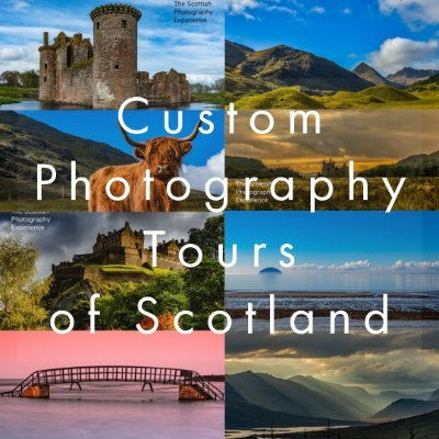 Custom Photography Tours of Scotland