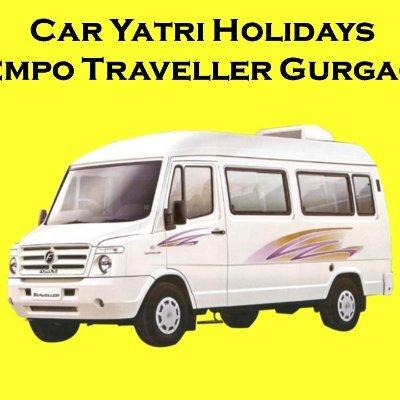 Tempo Traveller Gurgaon