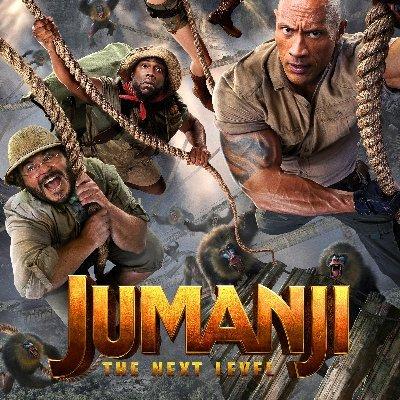 Jumanji The Next Level Watch Online Full Movie Jumanjithenex12 Twitter