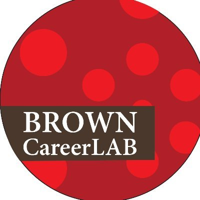 @BrownCareerLAB