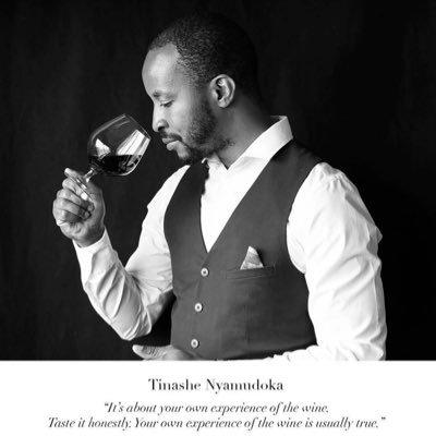 Tinashe Nyamudoka