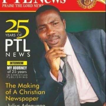 Julius Adegunna PTL News