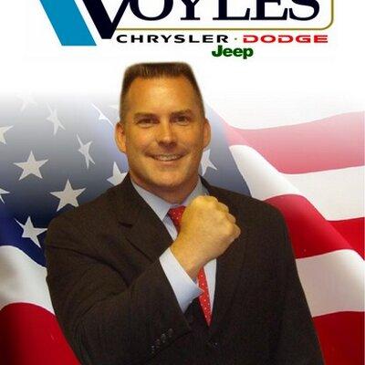 Ed Voyles CDJR on Twitter: