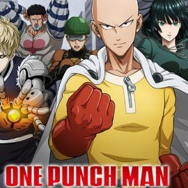 One Punch Man2
