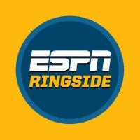 ESPN Ringside (@ESPNRingside) Twitter profile photo