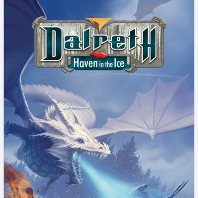 Dalreth - Fantasy RPG Ice Adventure & Miniatures