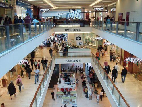 online winkelcentrum
