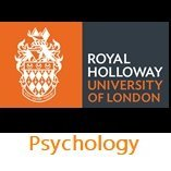 Royal Holloway Psychology (@RHULPsychology) Twitter profile photo
