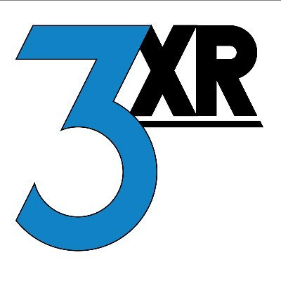 3XR logo