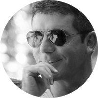 Simon Cowell (@SimonFans_UK) Twitter profile photo