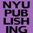 NYU Publishing MS