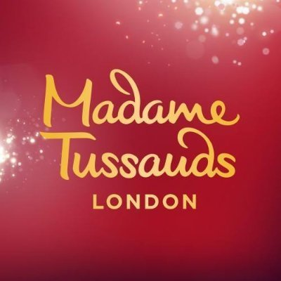 @MadameTussauds