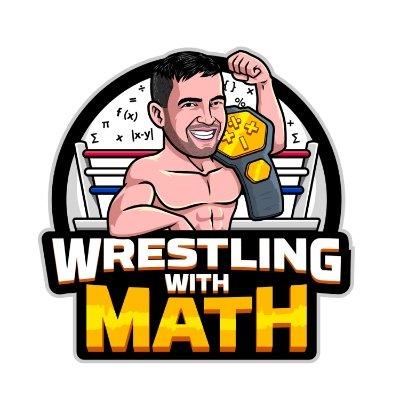 Wrestling With Math (@WrestlingWMath) Twitter profile photo