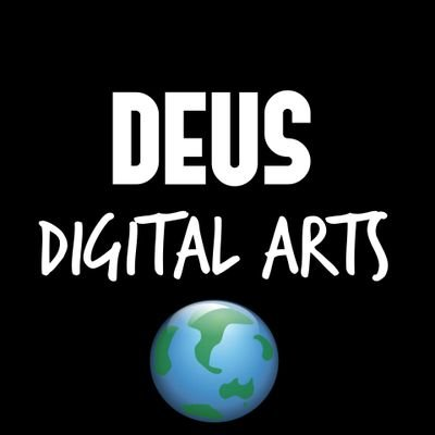 DEUS Digital Arts (@deusdigitalarts) Twitter profile photo