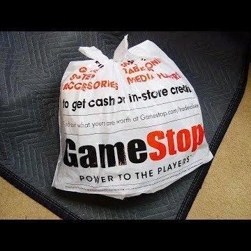 GameStop Diver