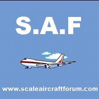 Scale Aircraft Forum (@SAFstore) | Twitter