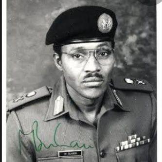 Dictator Major General Buhari