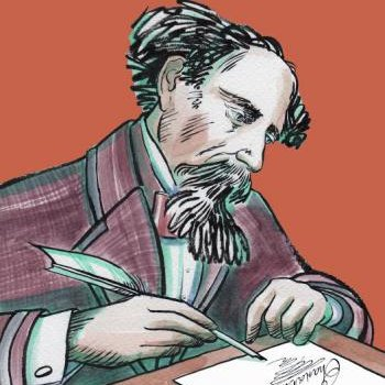 Charles Dickens Letters Project (@DickensLetters) Twitter profile photo