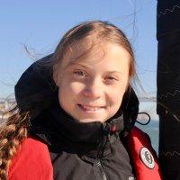 Greta Thunberg's Photos in @gretathunberg Twitter Account