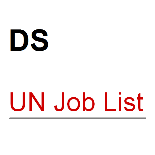 UN Job List Duty Stn