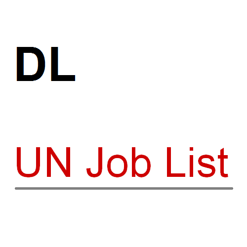 UN Job List Deadline
