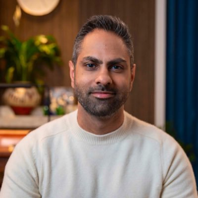 The 38-year old son of father (?) and mother(?) Ramit Sethi in 2020 photo. Ramit Sethi earned a  million dollar salary - leaving the net worth at  million in 2020