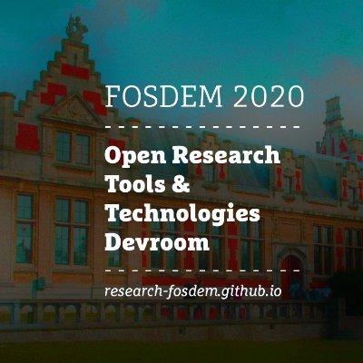 Open Research DevRoom