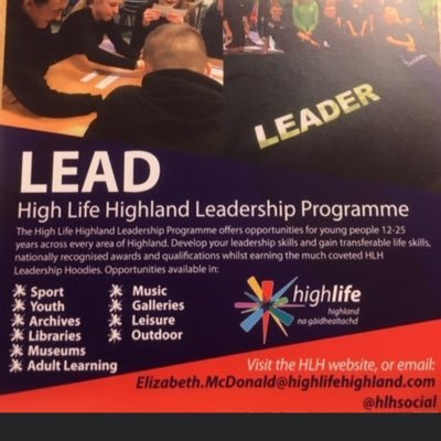 HLH - Youth Leadership