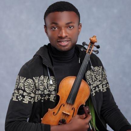 Prince D Violinist