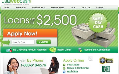 Usa Web Cash