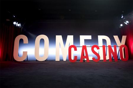 @Comedycasino