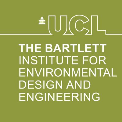 Ucl Inst For Environmental Design And Engineering Ucl Iede Twitter