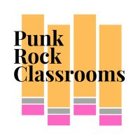 Punk Rock Classrooms (@PunkClassrooms) Twitter profile photo