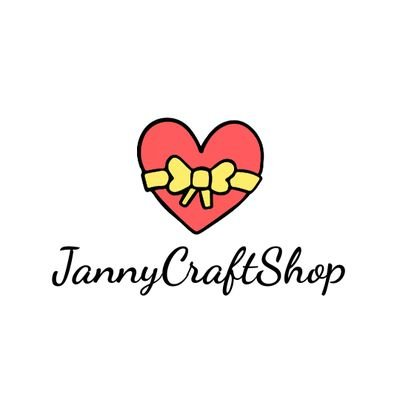 JannyCraftShop (@JannyCraftShop) Twitter profile photo