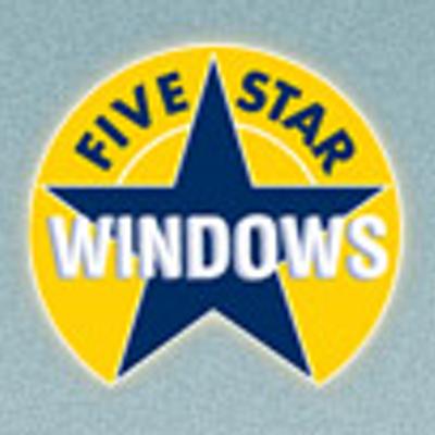 Five star windows fivestarwindows twitter for 5 star windows