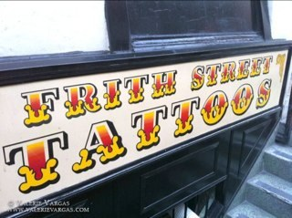 Frith Street Tattoo Social Profile