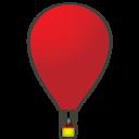 Balloon reasonably small