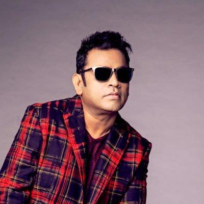A.R.Rahman (@arrahman) | Twitter